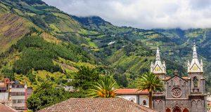 onde ficar em Baños, no Equador - Dicas de viagem