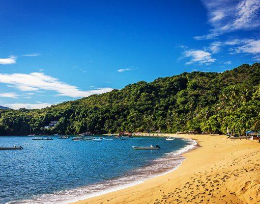 verão na América Latina - praias