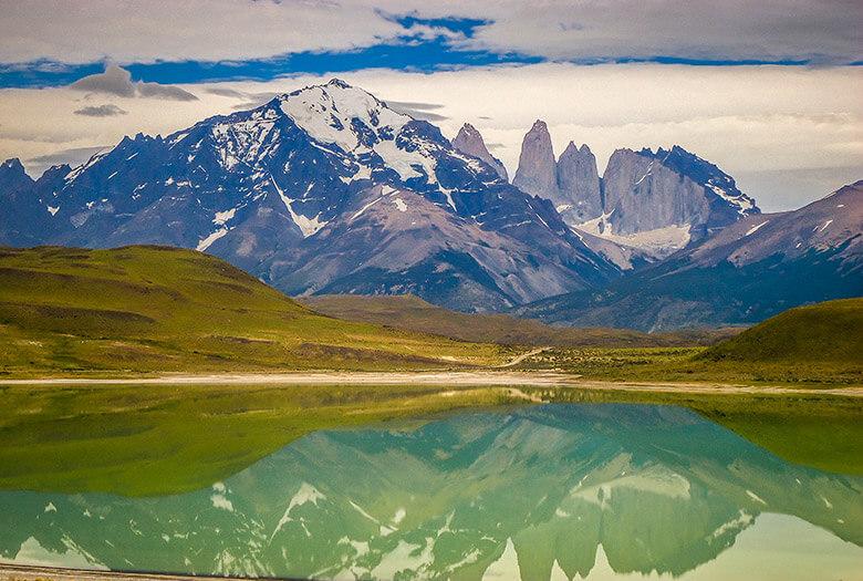 verão na Patagônia - América Latina