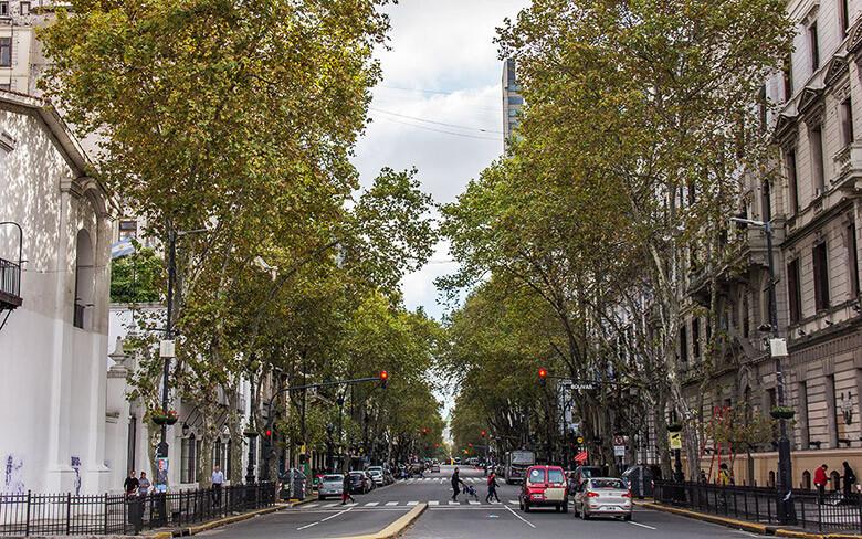 Buenos Aires centro - Avenida de Mayo