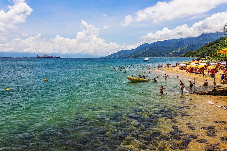 praias do sul - roteiro de 5 dias em ilhabela