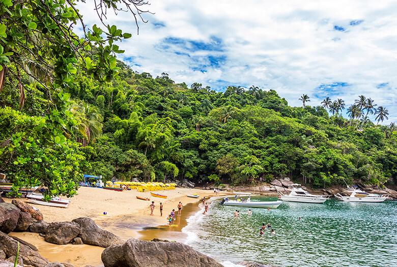 turismo em ilhabela - litoral são paulo