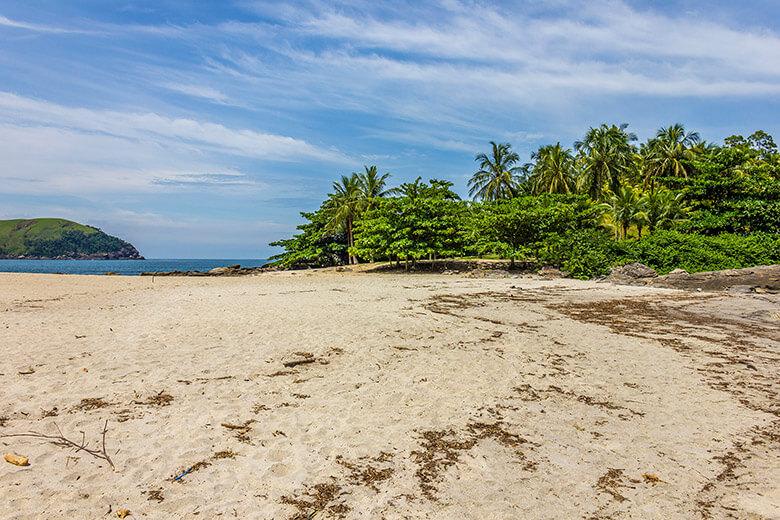 litoral norte de São Paulo - melhores praias - Calhetas