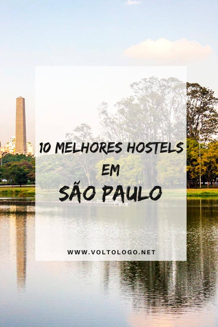 Melhores hostels em São Paulo: Descubra quais os albergues mais bem avaliados nos principais bairros da cidade. [Avenida Paulista, Vila Mariana, Vila Madalena e Pinheiros]