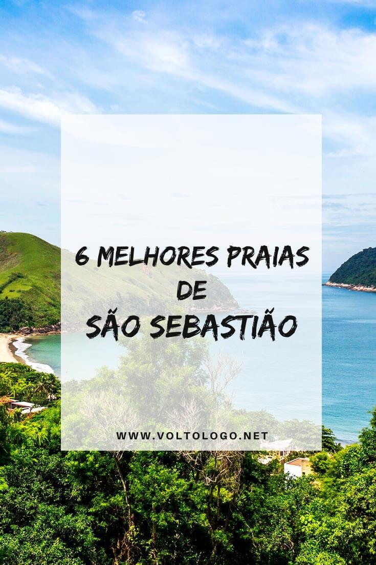 Melhores praias de São Sebastião, no litoral de São Paulo: Descubra quais praias não pode ficar de fora do seu roteiro de viagem por este destino do litoral norte paulista!