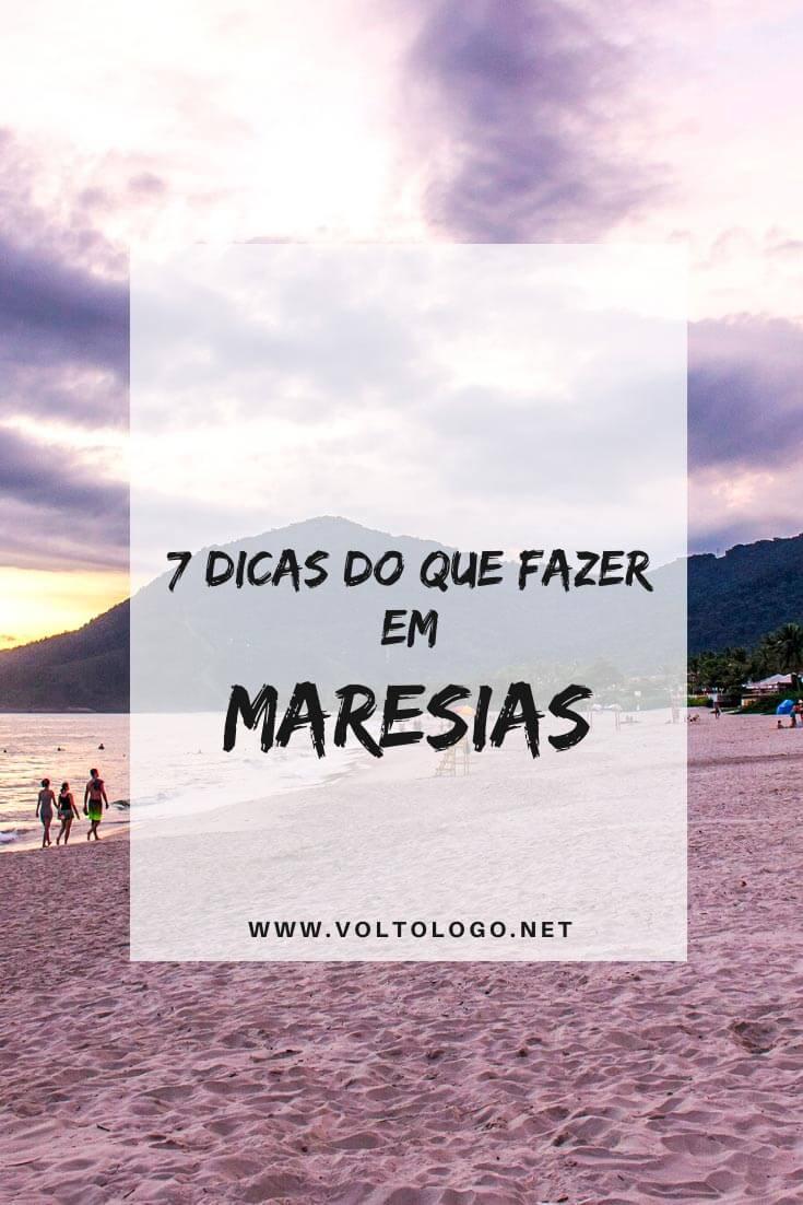 O que fazer em Maresias, em São Sebastião: Descubra quais são os melhores passeios e atividades para incluir no seu roteiro de viagem na praia mais badalada do litoral norte de São Paulo.
