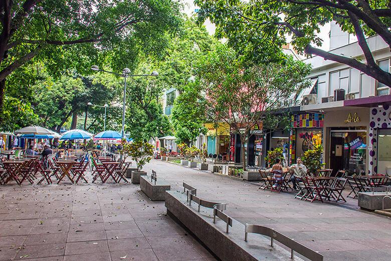melhores bairros para ficar em Belo Horizonte