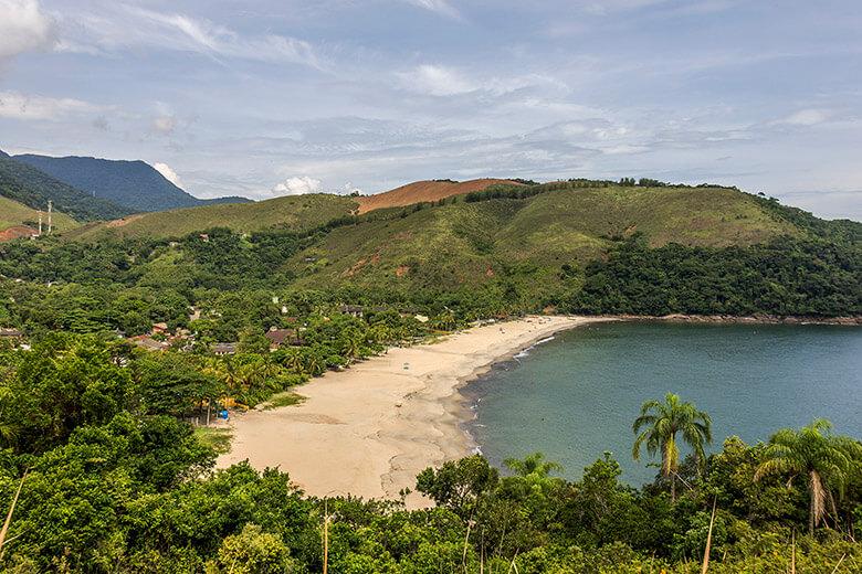 Praia da Paúba