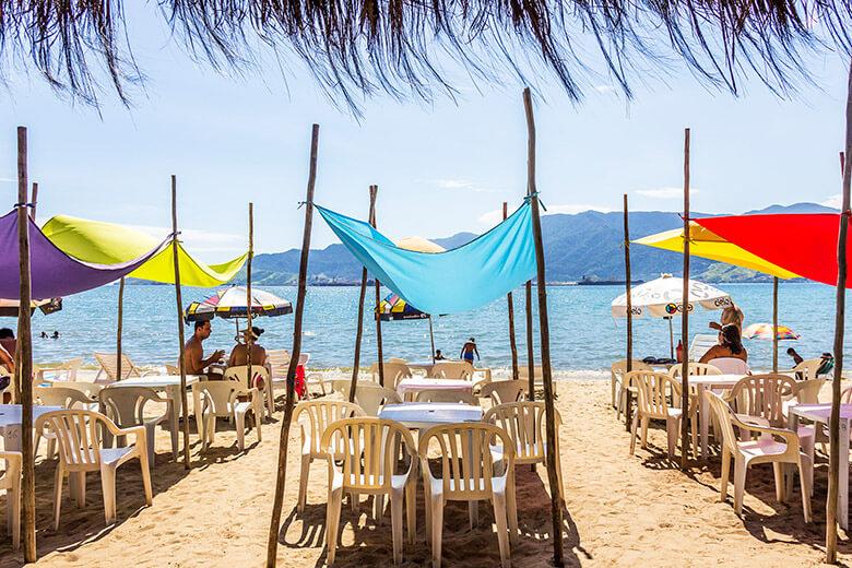 praia Ilhabela - Perequê