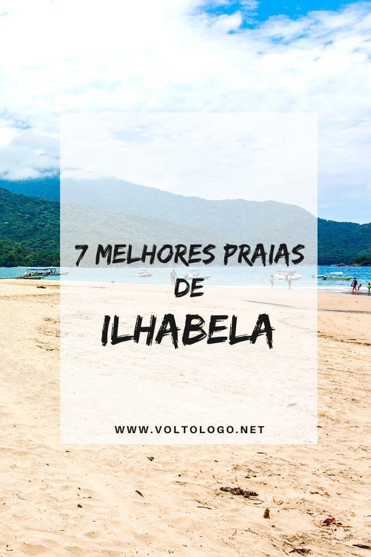 Melhores praias de Ilhabela, em São Paulo: Descubra quais as principais praias da ilha e o que esperar do destino mais badalado do litoral norte de São Paulo.