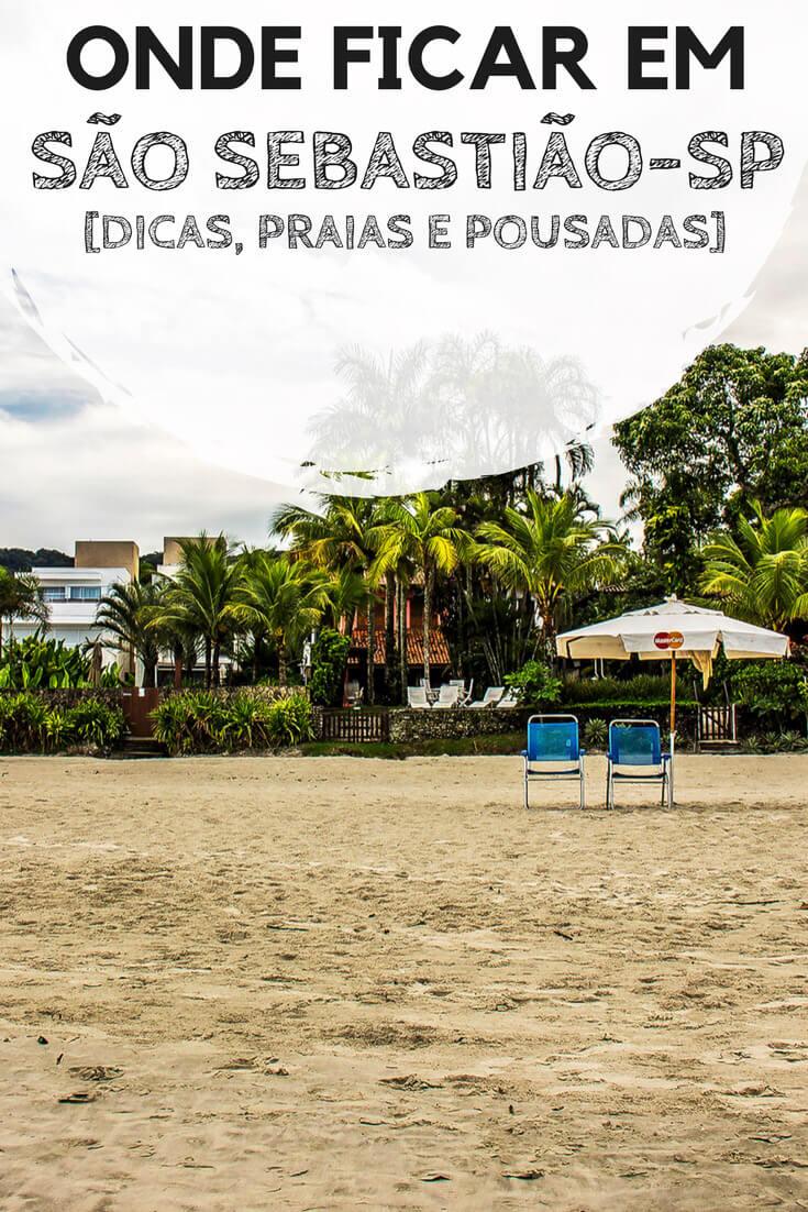 Onde ficar em São Sebastião, no litoral norte de São Paulo. Descubra quais são as melhores praias para se hospedar, além de hostel, hotéis e pousadas com excelente custo-benefício.