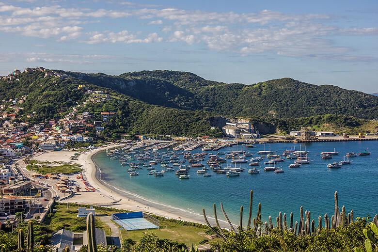 onde ficar em arraial do cabo - melhores praias e bairros