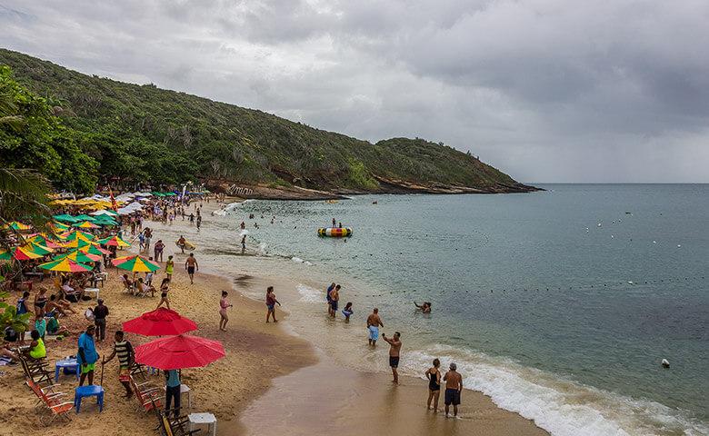 búzios praias