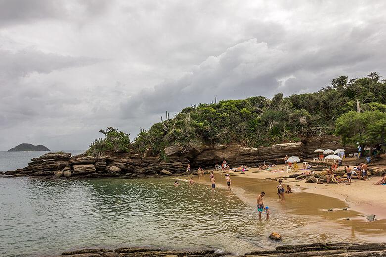 praias de Búzios - as melhores