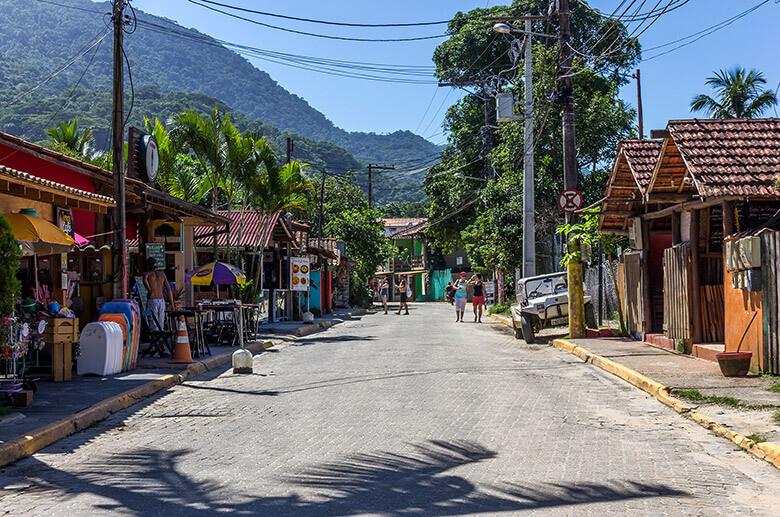 viagem para Trindade, no Rio de Janeiro
