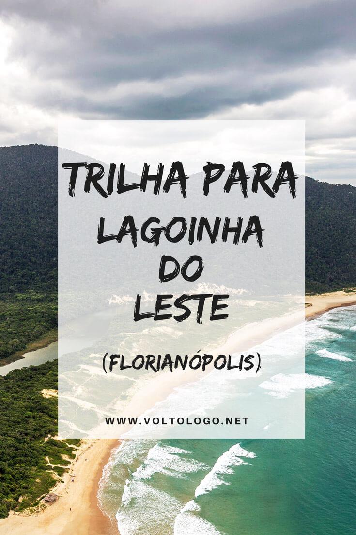 Lagoinha do Leste, em Florianópolis: Dicas sobre a trilha e como chegar numa das praias mais lindas de Florianópolis.