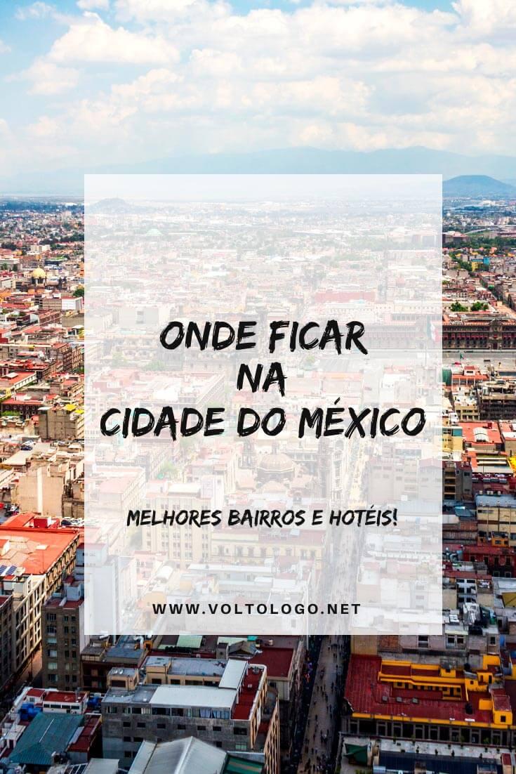 Onde ficar na Cidade do México: Descubra quais são os melhores bairros para sua hospedagem, além de hostels e hotéis que valem a pena!