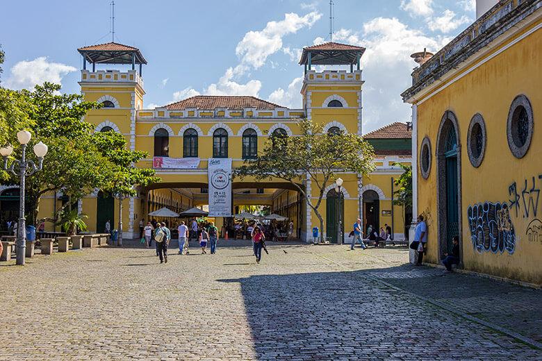 mercado publico de florianopolis - ponto turistico