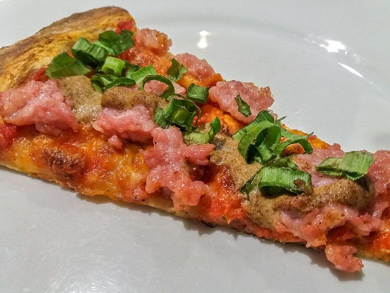 onde comer pizza em Florianópolis
