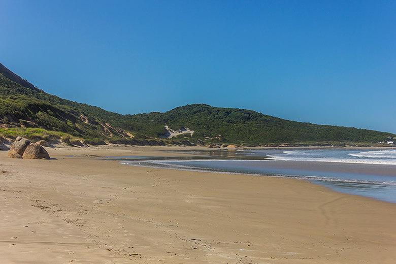 praia de nudismo em Florianopolis