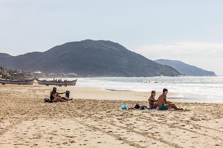 Praia dos Ingleses - Florianópolis