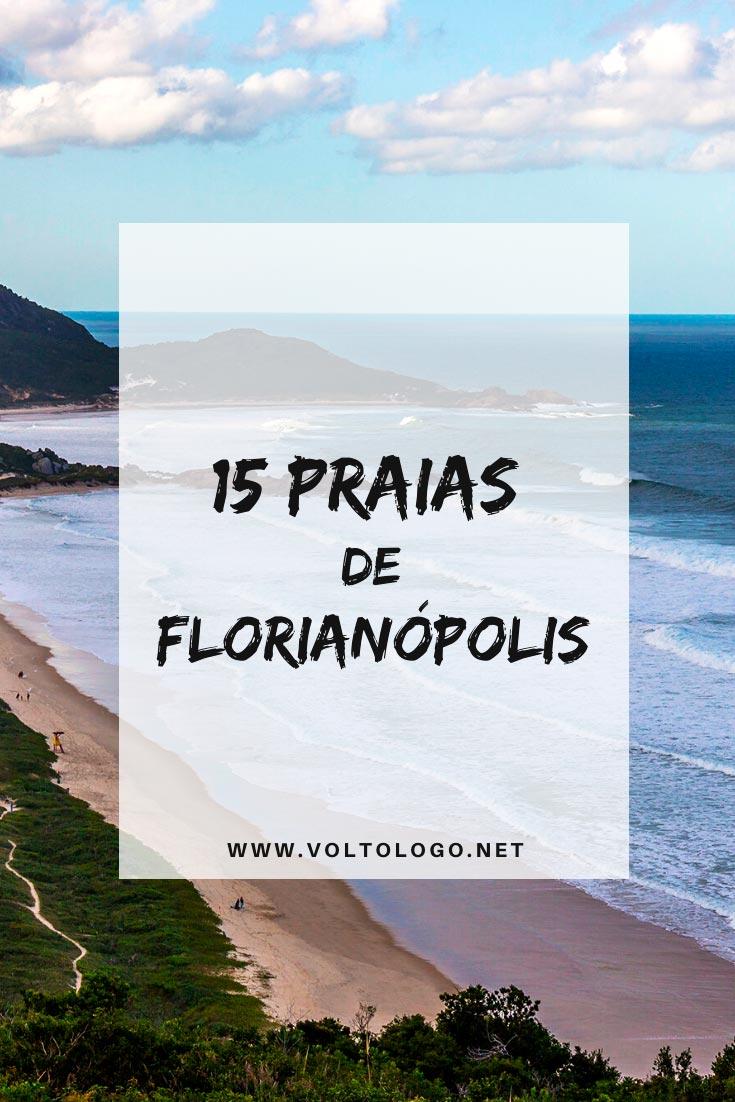Melhores praias de Florianópolis: Descubra quais são as praias mais lindas de Floripa, o que esperar de cada uma delas, como visitá-las e como organizar o seu roteiro de viagem!