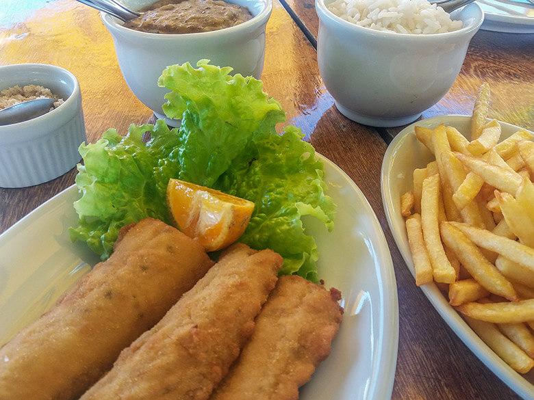 pratos típicos para comer em Florianópolis