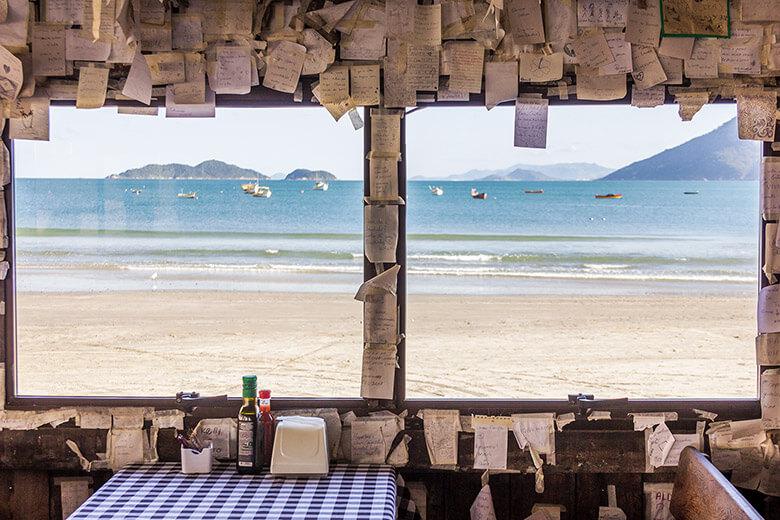 restaurantes em Florianópolis