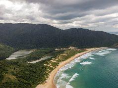 Praia da Lagoinha do Leste - Florianópolis