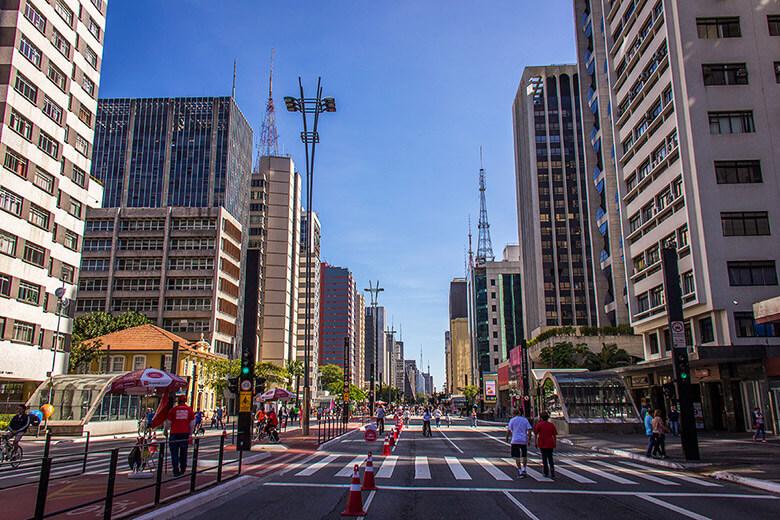 lugares para ficar na Avenida Paulista