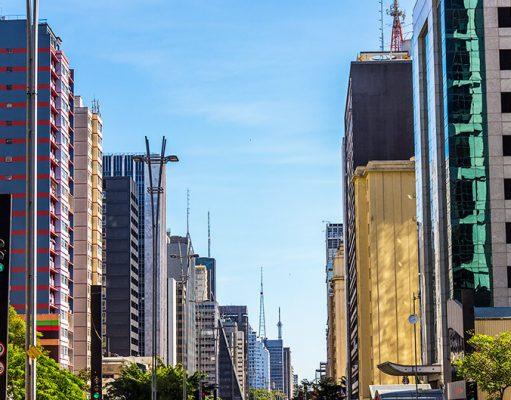 hotéis na Avenida Paulista , em São Paulo