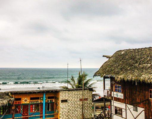 onde ficar em Montañita, no Equador - dicas