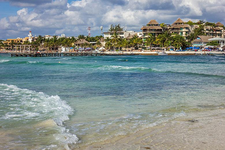 praias para conhecer no México