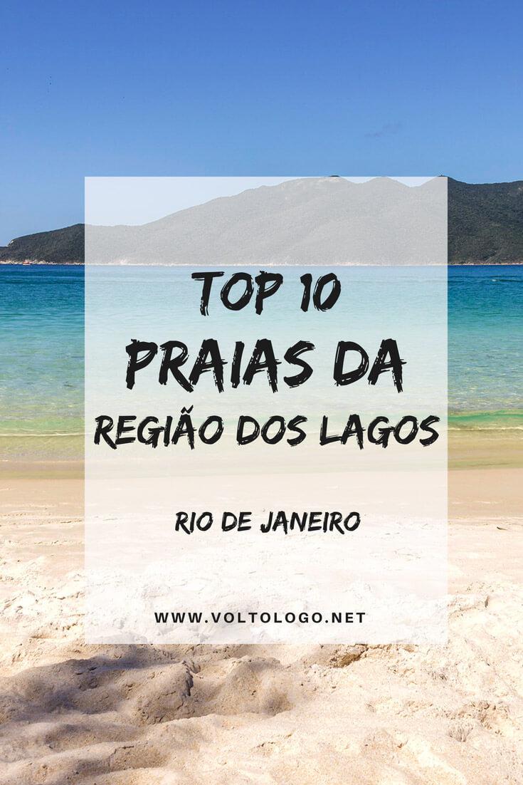 Região dos Lagos, no Rio de Janeiro: 10 praias para você conhecer em Arraial do Cabo, Cabo Frio e Búzios