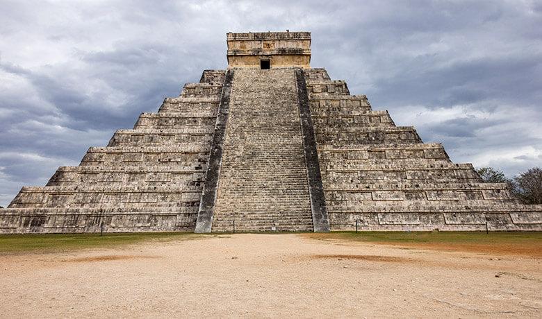 ruínas maias para conhecer no México