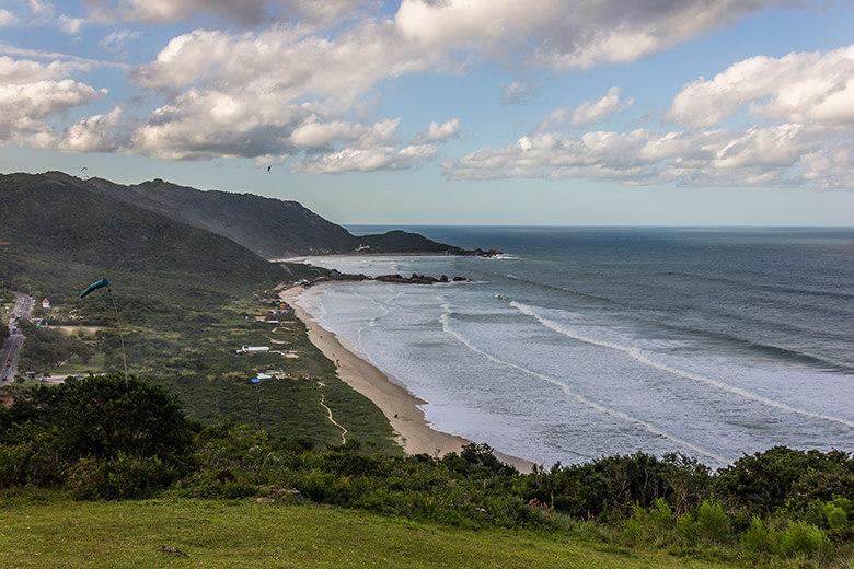 melhores vistas de Florianópolis