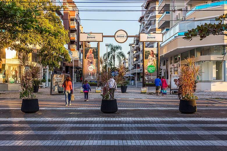 melhores hospedagens em Florianópolis