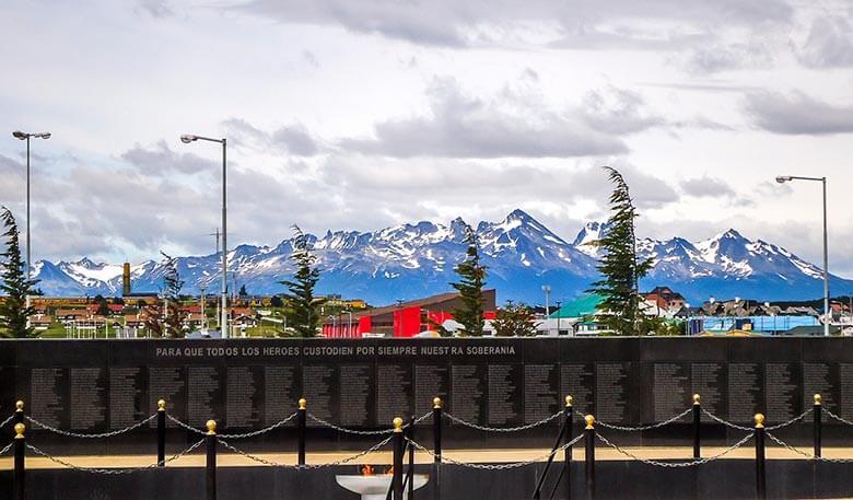 hospedagem em Ushuaia
