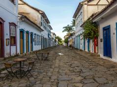 hostels em Paraty - os melhores