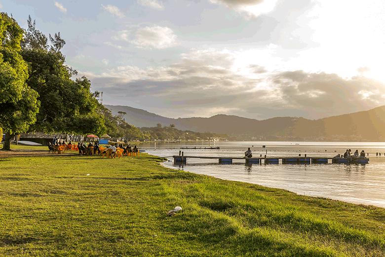 hostels na lagoa da conceição em Florianópolis