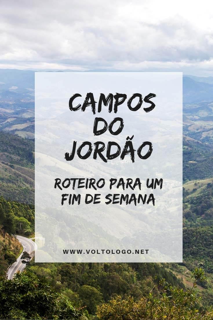 Campos do Jordão, em São Paulo: Dicas de roteiro para aproveitar o melhor da cidade num final de semana, ou em até 4 dias.