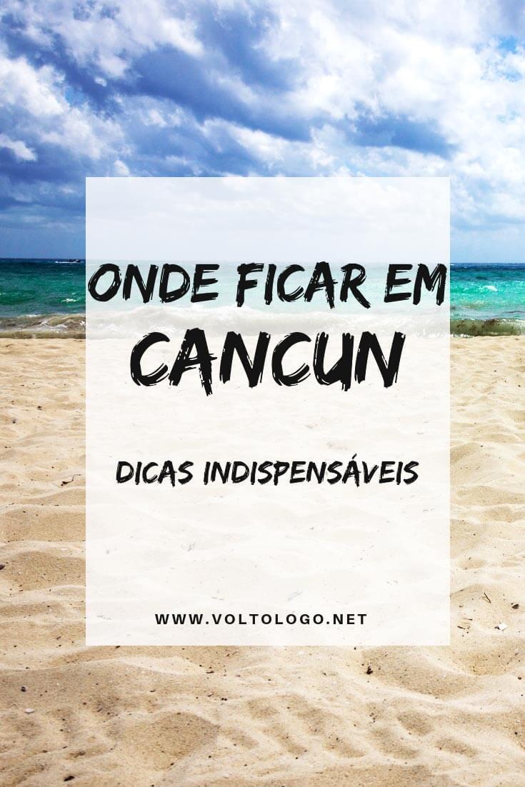 Onde se hospedar em Cancun, no México: Dicas de bairros, hotéis e resorts que valem a pena para a sua viagem pelo Caribe.