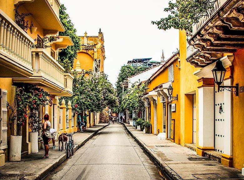 caribe colombiano - viagem