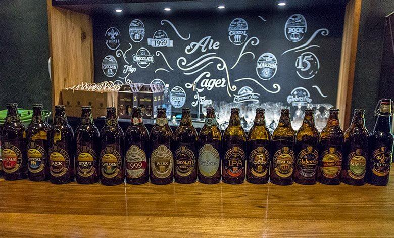 cervejas baden baden em Campos do Jordão