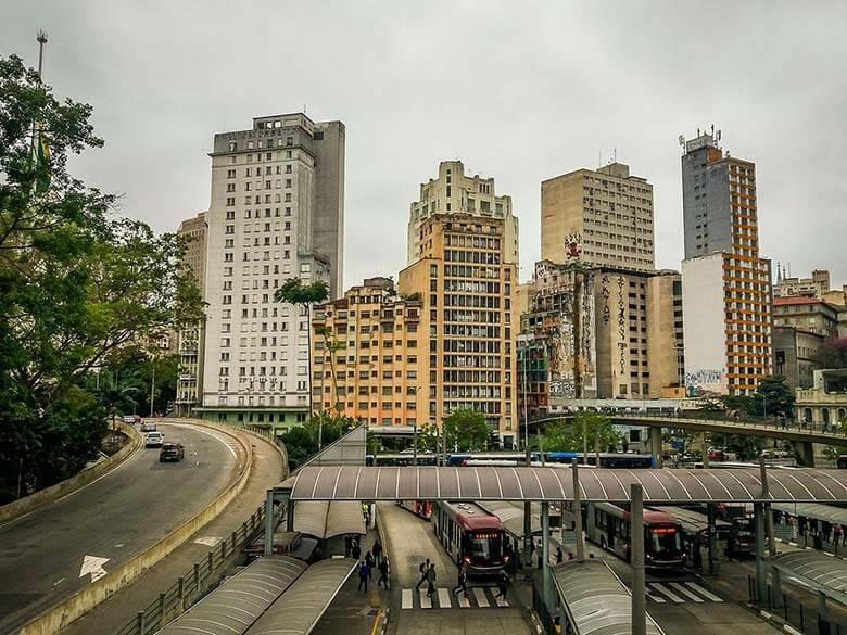 dicas de como se locomover em São Paulo