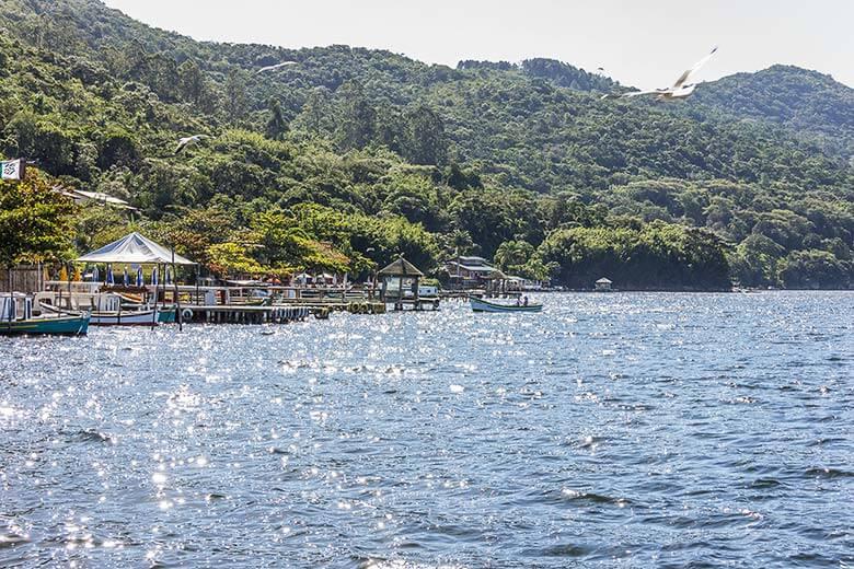 costa da lagoa - passeios em Florianópolis