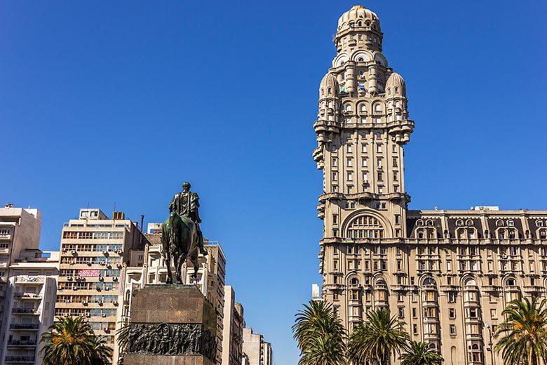 mochilão na América do Sul - Uruguai