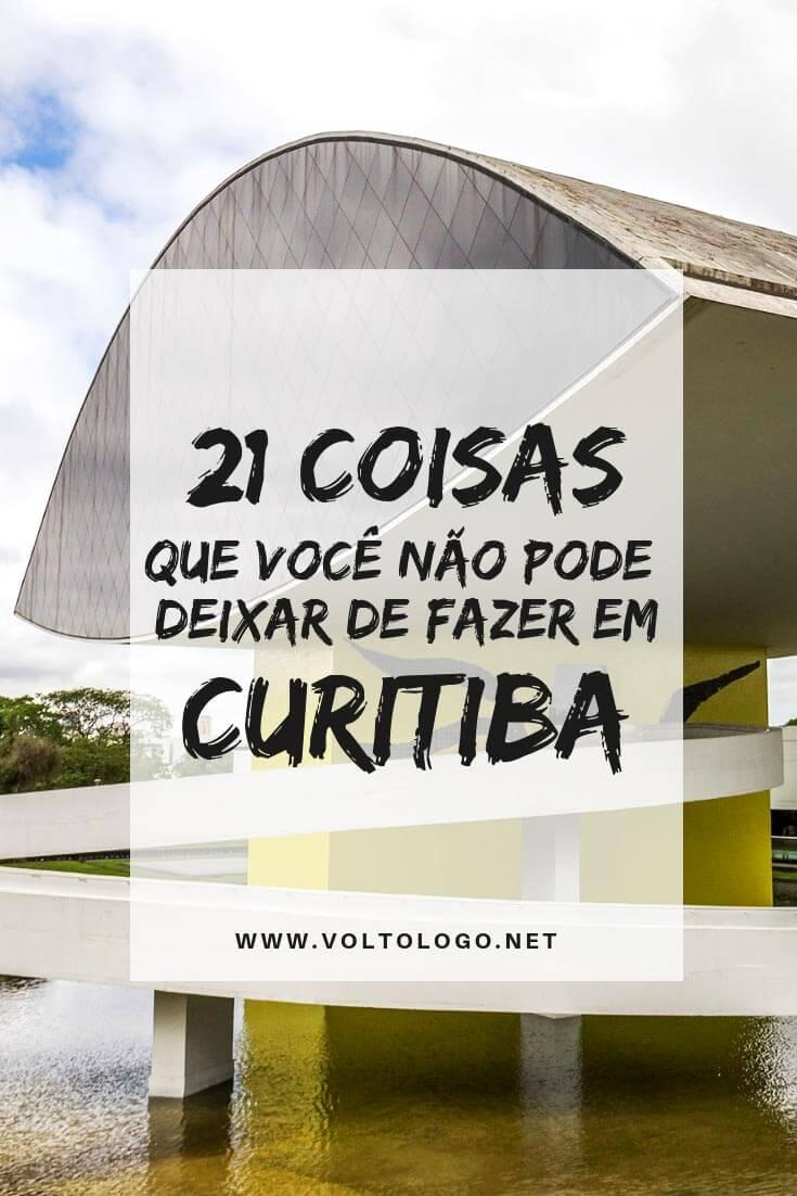 Curitiba: Descubra o que há para fazer na cidade! (Melhores atrações, passeios, pontos turísticos, parques, museus, bares e outros lugares para conhecer)