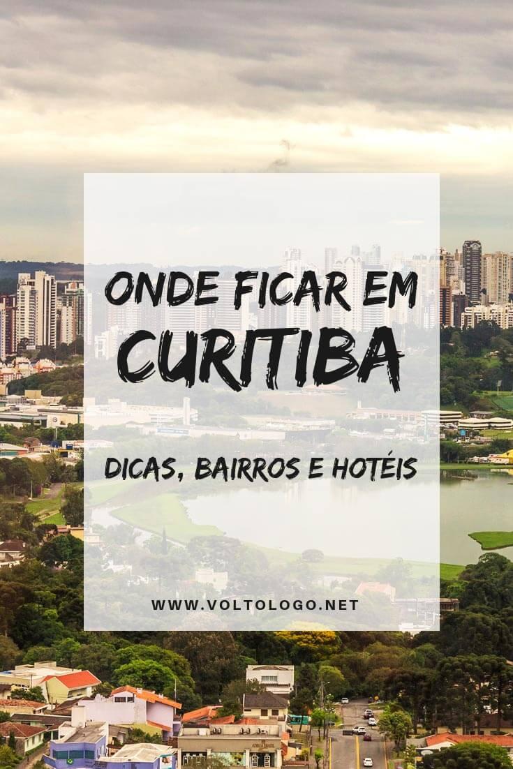 Onde se hospedar em Curitiba: Descubra quais são os melhores bairros para ficar na capital do Paraná, além de hostels e hotéis com excelente custo benefício para a sua estadia.