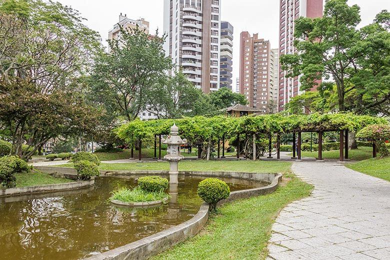 onde se hospedar em Curitiba - dicas